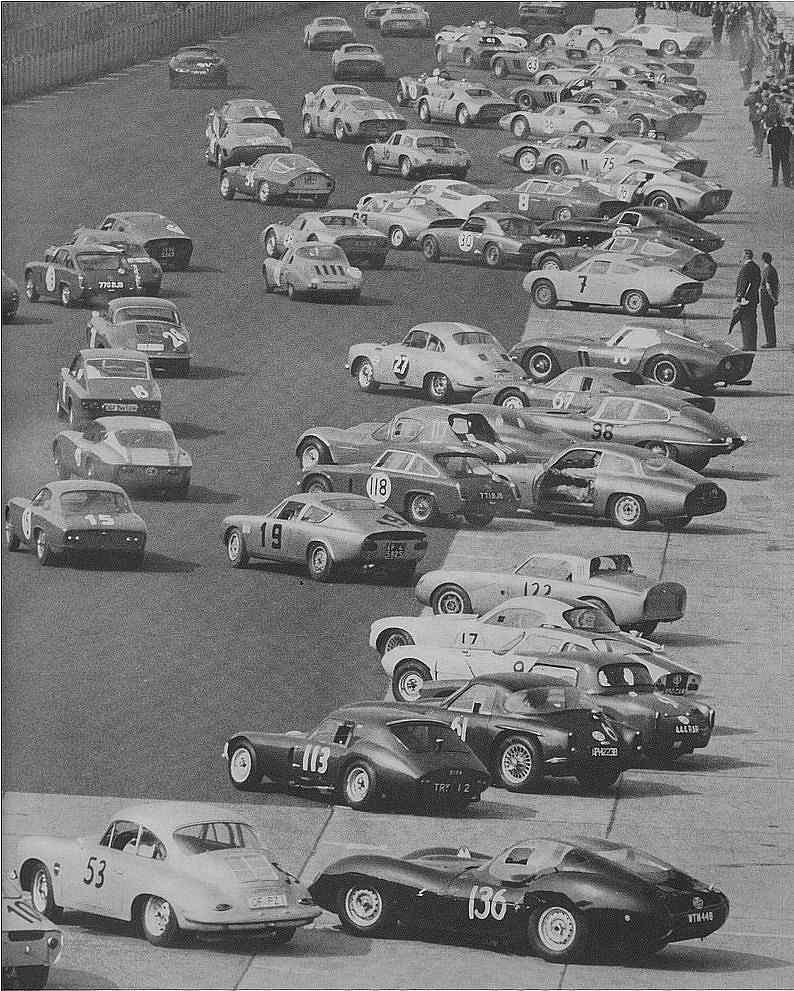 race at Nurbergring.